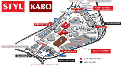 Invitation to Kabo - Styl fair