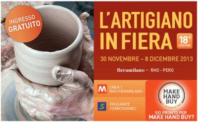 L´Artigiano in Fiera Milano