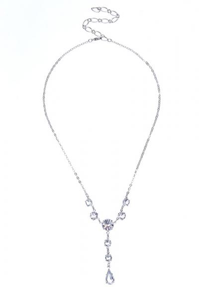 náhrdelník, stříbro