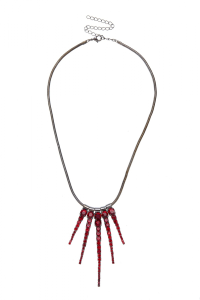 náhrdelník, ruthenium