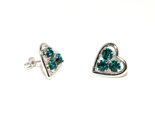 Earrings – heart