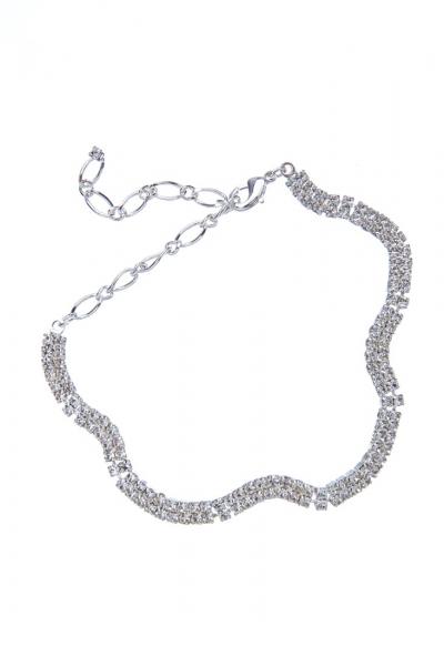 Light strass bracelet