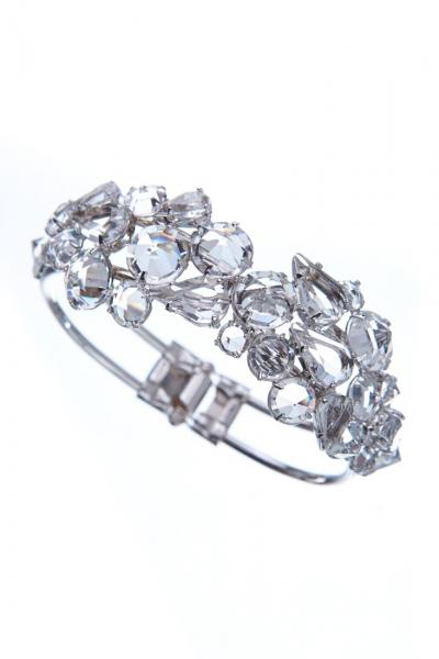 Exclusive fashion bracelet – crystal