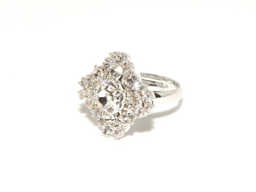 Ring – rhodium