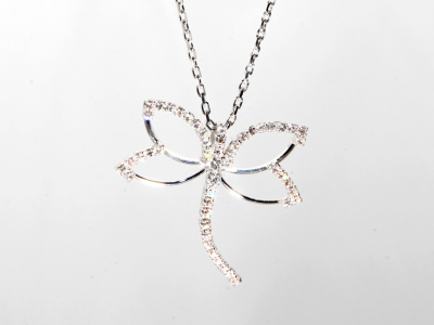 Necklace - Dragonfly