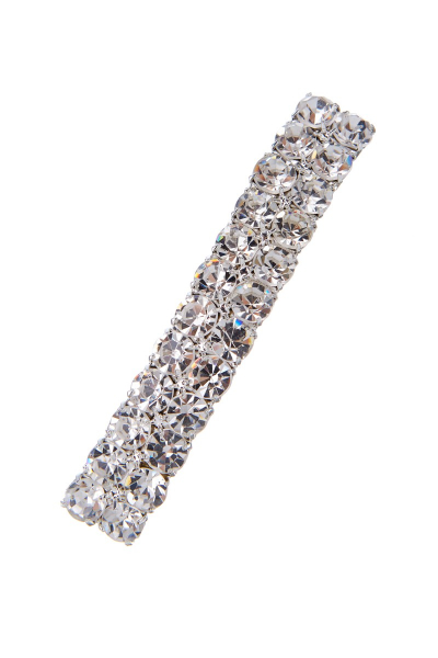French strass buckle, crystal