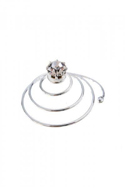 vlasovýšnek krystal / stříbro