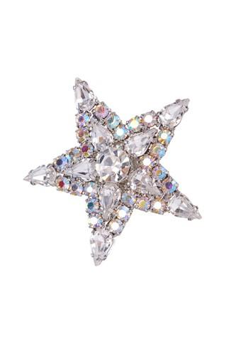 Brooch - star