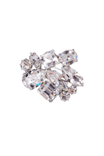 Krystalová brož
