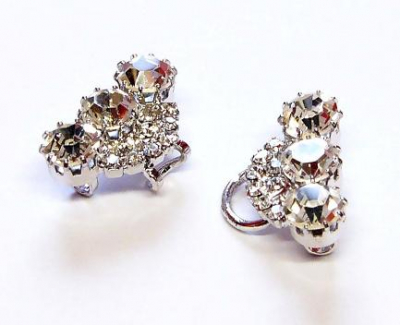 rhinestone appilcation for dress etc