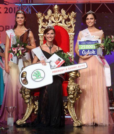 Miss Aerobik 2013 s korunkami od OdvarkaBijoux