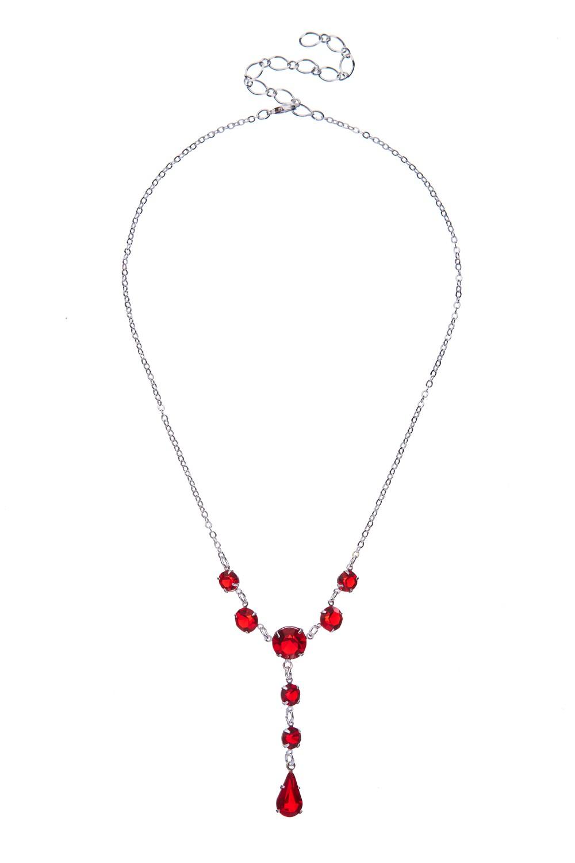 náhrdelník, stříbrná galvanizace