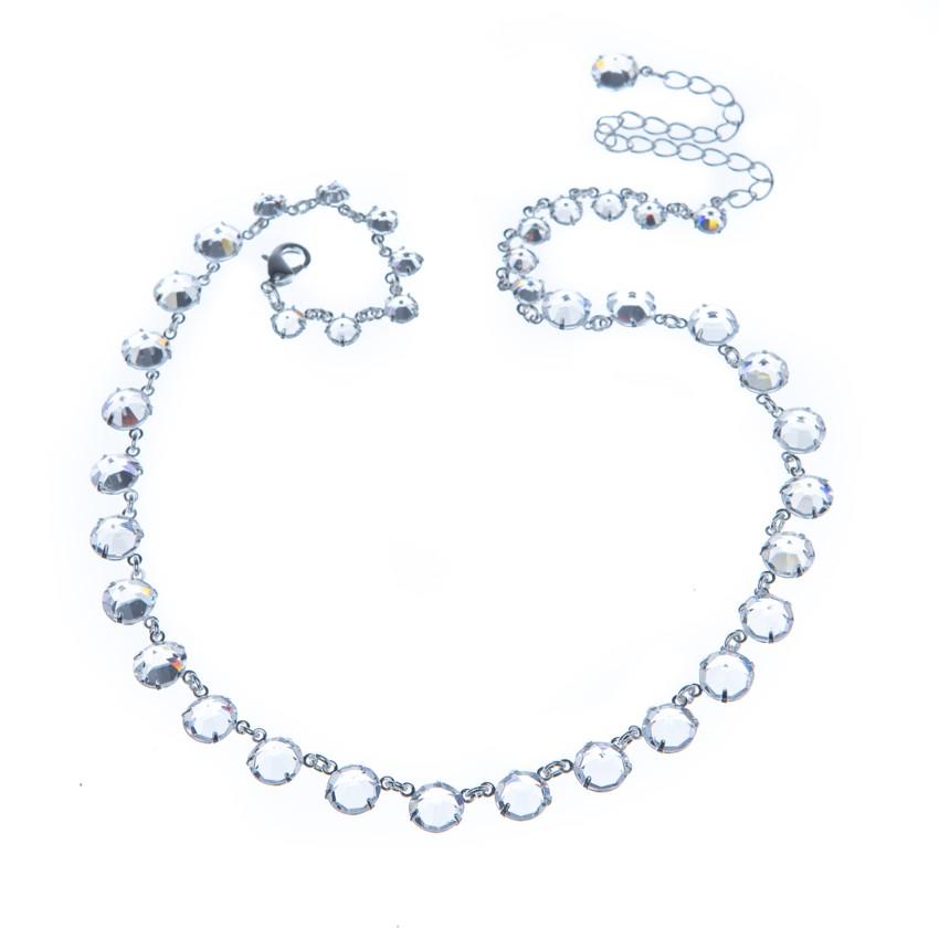 Postupný šanelový náhrdelník